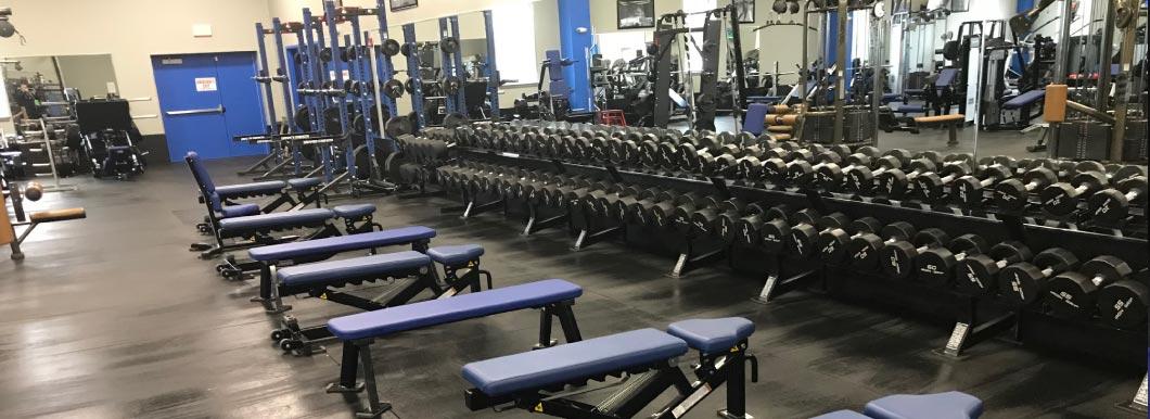 Various gym equipment - Train Hard Fitness 8180 Oswego Rd. Liverpool, NY 13090 315-409-4764